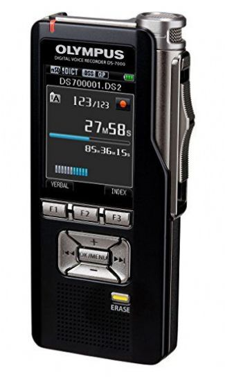 olympus digital voice recorder ds 7000 instruction manual